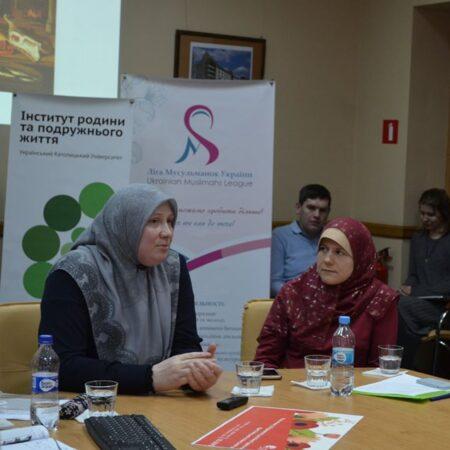 Ruslana pro jenschin v Islame