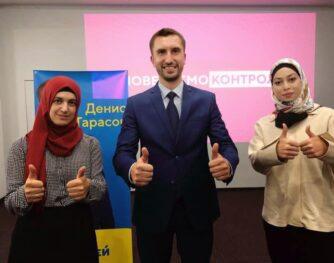 Бажаємо успіху волонтеркам ЛМУ, що балотуються до Запорізької міської ради!