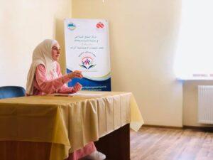 «Розвіртуалізувалися»: мусульманки Дніпра та Запоріжжя провели перший спільний офлайн-семінар з початку карантину