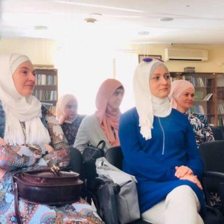 Seminar v Dnepre