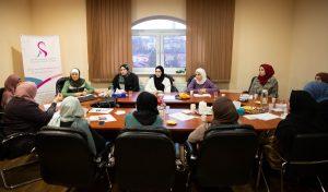 Лігу мусульманок України очолила кримська татарка