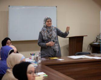 Ліга мусульманок України провела семінар з особистісного зростання