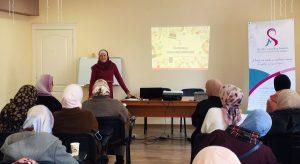 Семінар Ліги мусульманок об'єднав активісток із трьох міст