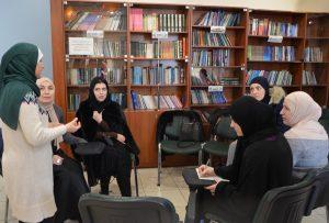 Ліга мусульманок України продовжує візити у міста України, відвідуючи свої філіали
