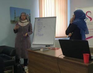 У Сумах мусульманки вчилися планування та командної роботи