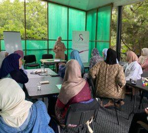 У Генічеську відбувся п'ятиденний освітній табір для мусульманок-активісток