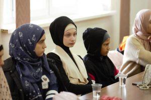 Громадська організація «Мар'ям» організувала серію мотиваційних зустрічей для мусульманок «Успіх в тобі»
